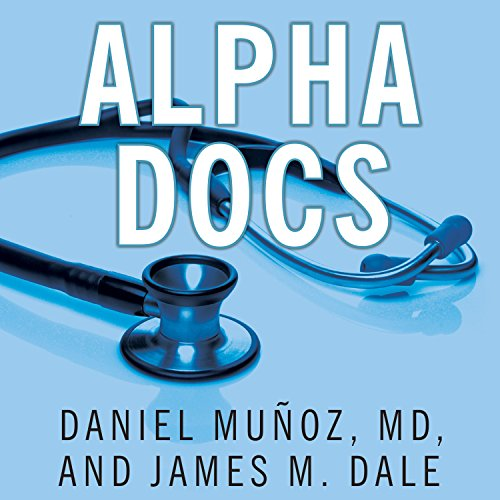 Alpha Docs audiobook cover art