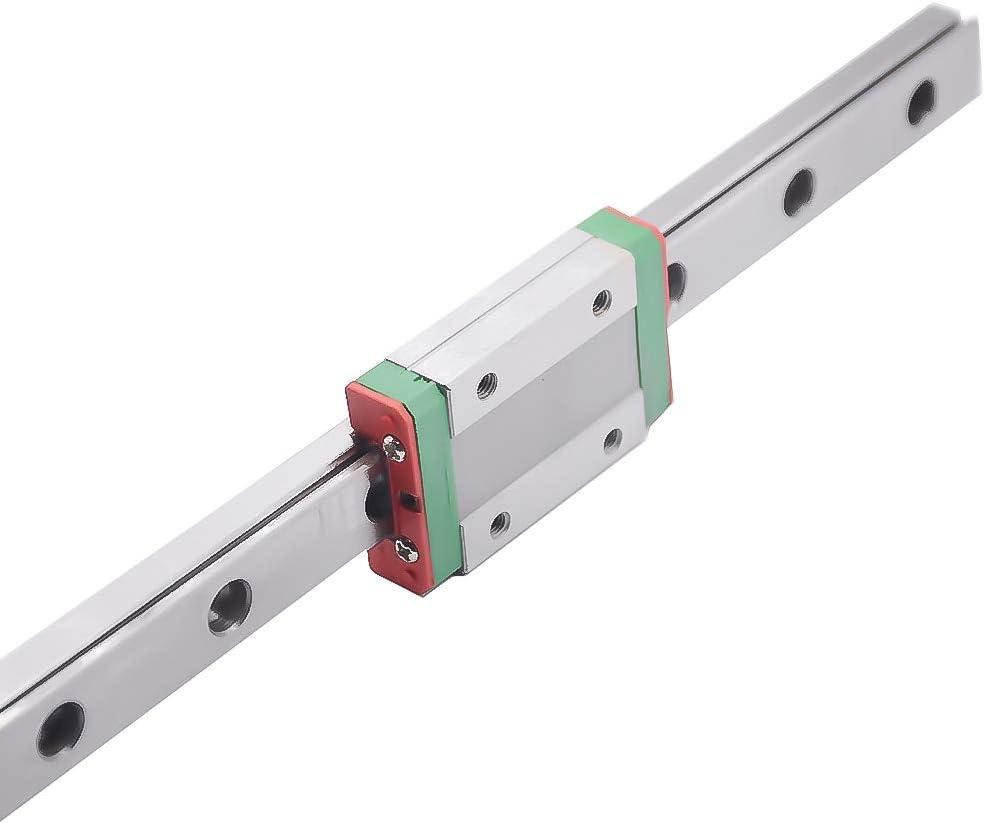Vivona Shafts Fashionable Max 43% OFF HotSale 3D print parts Kossel Mini MGN15 15mm cnc