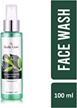 Vedicline Charcoal Disinfecting Face Wash for Acne-free Skin, 100ml