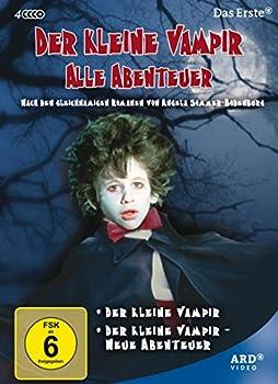 The Little Vampire / The Little Vampire - New Adventures - 4-DVD Box Set   Der kleine Vampir / Der kleine Vampir - Neue Abenteuer   [ NON-USA FORMAT PAL Reg.2 Import - Germany ]