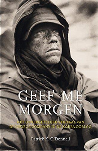 Geef me morgen (Dutch Edition)