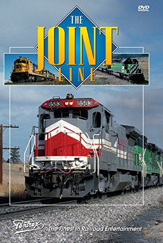 The Joint Line - Southern Pacific, D&RGW, Santa Fe, Burlington Northern [DVD]