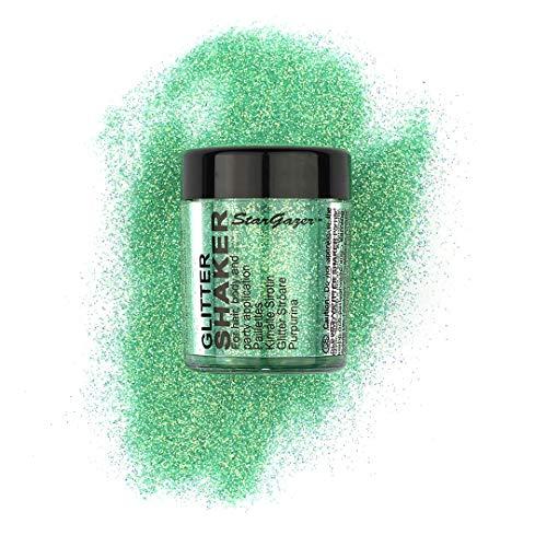 Stargazer, Maquillaje ojos brillos Tono verde - 1
