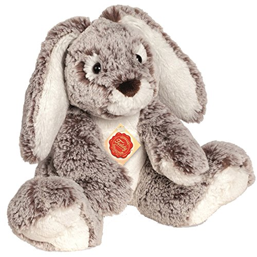 Hermann Teddy Collection 938446 - Plüsch-Schlenkerhase, 21 cm