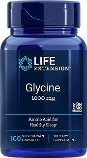 Best life extension glycine Reviews