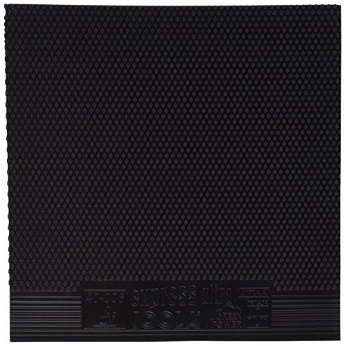 Great Price! JOOLA Express Ultra Table Tennis Rubber (Black, 2.0-mm)