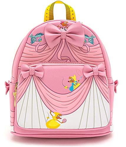 Cinderella Damen Wdbk1015 Rucksack, Pink, One size