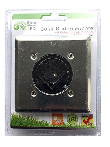 LED Solar Proyección | vía | lámpara de suelo | suelo (|–Lámpara solar