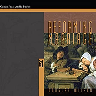 Reforming Marriage audiobook cover art