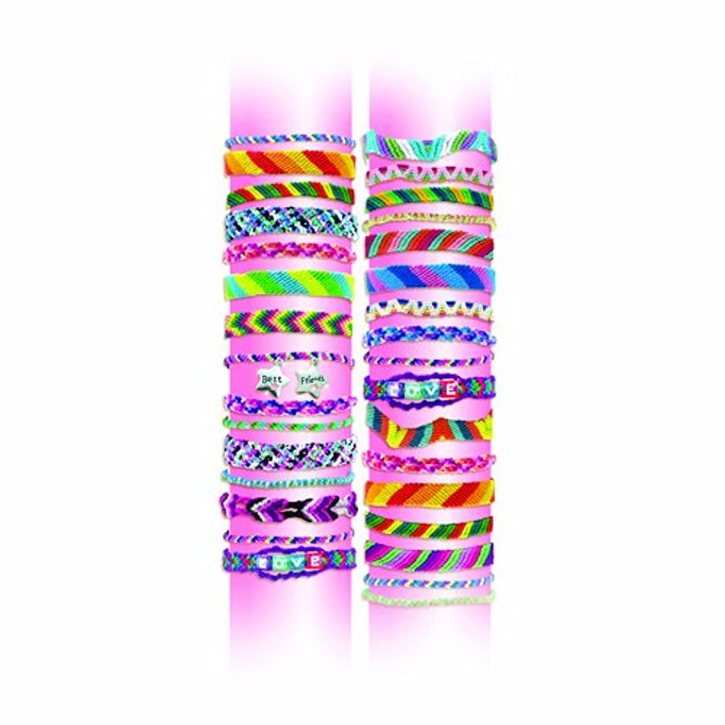 失礼な自動法王Made By Me Friendship Bracelets