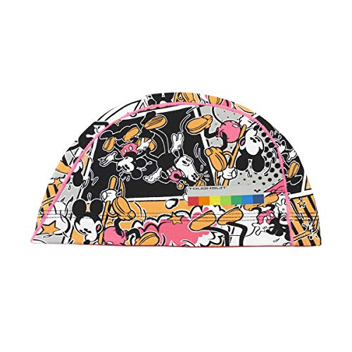 アリーナ (arena) スイミング用タフキャップ ディズニー タフスキンD ピンク Lサイズ DIS-0361