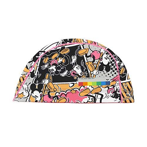 アリーナ (arena) スイミング用タフキャップ ディズニー タフスキンD ピンク Mサイズ DIS-0361