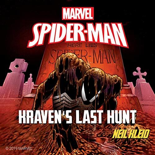 Spider-Man: Kraven's Last Hunt Titelbild