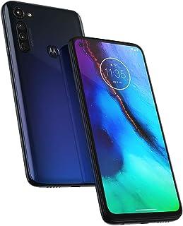 Moto G Stylus (2020) - Unlocked Smartphone - US Warranty - 128GB - Mystic Indigo (US Warranty) - Verizon, AT&T, T-Mobile, ...