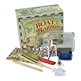 Authentic Models, MS022A, Boat in A Bottle Kit, Home Office Decor Set - Nautical Piece, DIY Kit