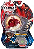 Bakugan, Pyrus Serpenteze, 2-inch Tall Collectible Transforming Creature, for Ages 6 and Up