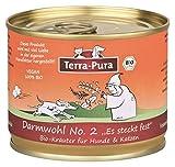 TERRA-PURA Tiernahrung 100% Bio-Kräutermischung für Hunde und Katzen