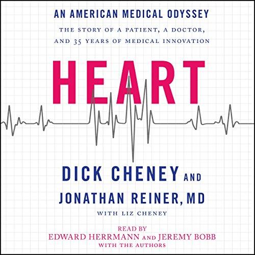 Heart audiobook cover art
