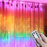 Anpro 280pcs LED Curtain Lights ...
