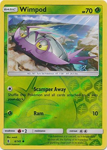 Pokemon Machamp 65//145 Sun /& Moon Guardians Rising REVERSE HOLO PERFECT MINT
