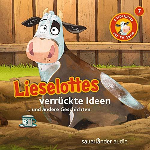 Lieselottes verrückte Ideen cover art