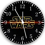 Star Wars reloj de pared de 25,4 cm se color y para pared Z64