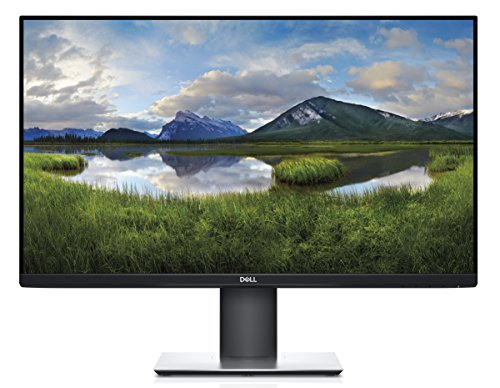 DELL P2719HC LED Display 68,6 cm (27') Full HD Plana Mate Negro - Monitor (68,6 cm (27'), 1920 x 1080 Pixeles, Full HD, LED,...