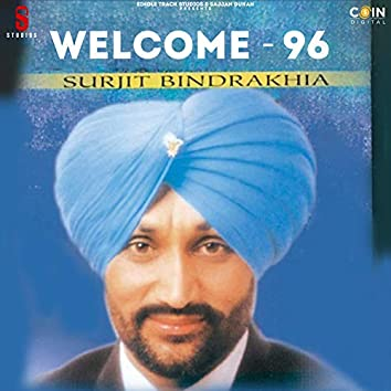 Welcome - 96