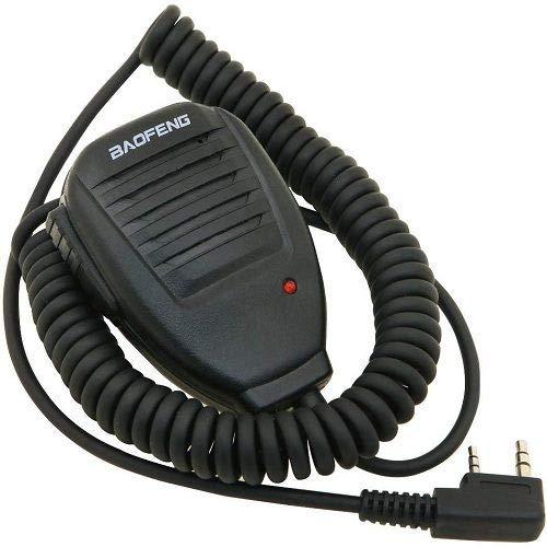 Microfono-Altavoz para Walkie Talkie Baofeng UV-5R