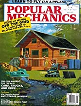 Popular Mechanics Magazine - How Your World Works - May 2019 - Learn to Fly An Airplane - Special DIY Section: Off the Grid - A Handy Guide to Escaping the World