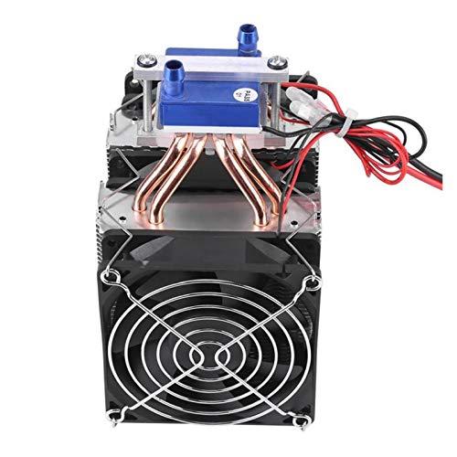 JCCOZ-URG DC12V 150W / 180W refrigerador termoeléctrico semiconductor refrigerador refrigerador refrigerador Dispositivo de enfriamiento URG (Color : 30L)