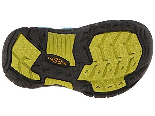 Keen Unisex-Kinder Newport H2 Trekkingschuhe, Türkis - 4