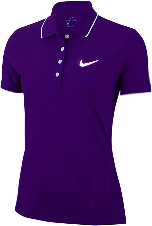 Nike Womens Team Authentic Ace Polo Shirt