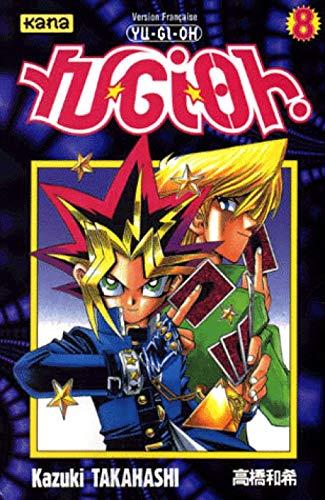 Yu-Gi-Oh ! Tome 8