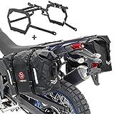 Bolsas Laterales Set WP8 para KTM 790 Adventure/R 19-20 + Portamaletas