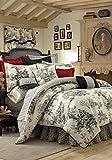 Thomasville Bouvier 4-Piece Comforter Set, Queen
