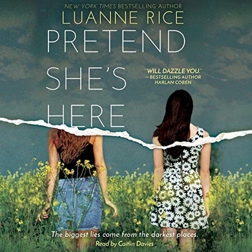 Pretend She's Here cover art