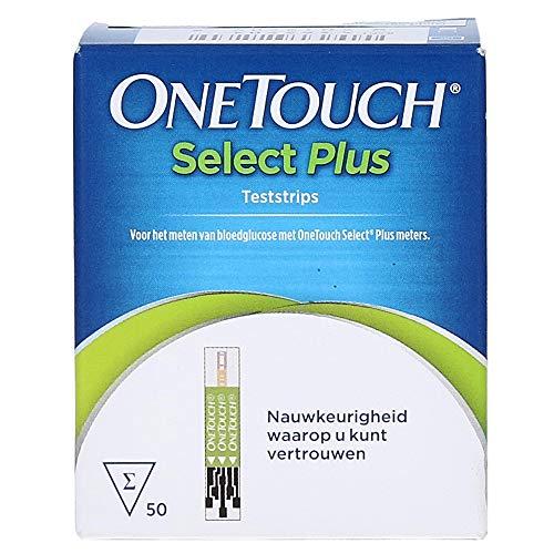 one touch selectplus blutzucker teststreifen 50 St