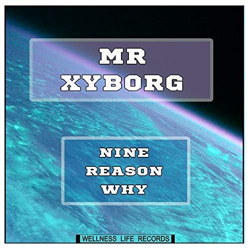 MR XYBORG