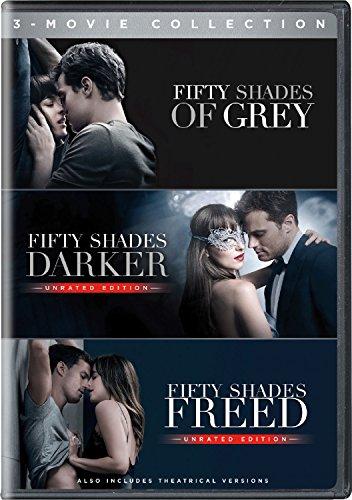 Fifty Shades: 3-Movie Collection [Edizione: Stati Uniti]