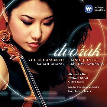 Dvorák: Violin Concerto - Piano Quintet