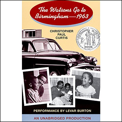 The Watsons Go to Birmingham: 1963 audiobook cover art