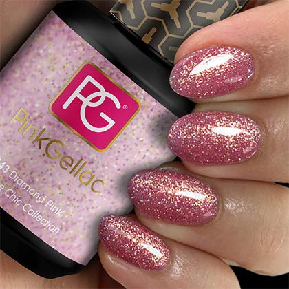 Pink Gellac 243 Diamond Pink Rosa...