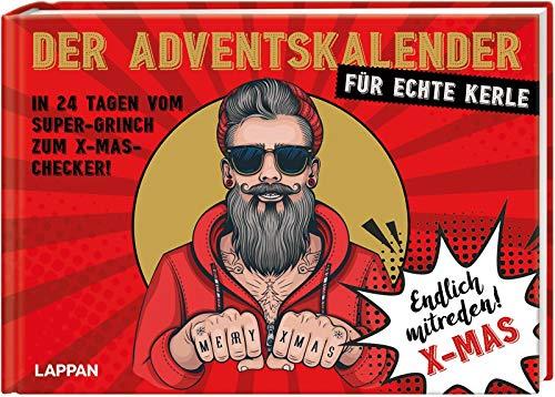 Der Adventskalender - in 24 Tagen vom Super-Grinch zum X-Mas-Checker! (Endlich mitreden!)