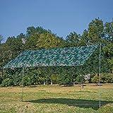 ELECTROPRIME 1pcs Anti UV Ultralight Camping Tent Canopy Beach Sun Shade Rain Shelter