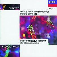 Schnittke;Concerto Grosso