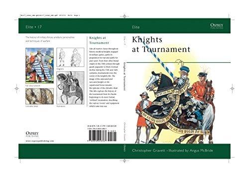 Knights at Tournament (Elite) by Christopher Gravett (1992-03-26)