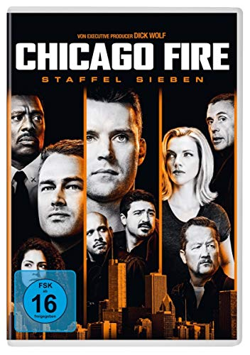Chicago Fire - Staffel sieben [6 DVDs]