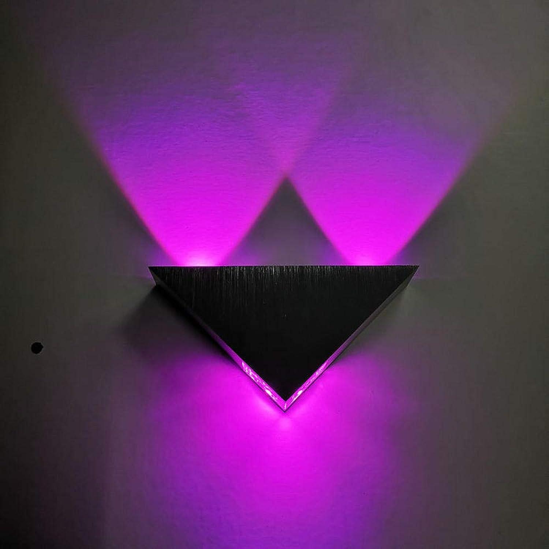 Raumdekoration Lampe Einfache Moderne Lampe Dreieck Aluminium Wandleuchte Led Einfache Nacht Dekorative Lampe Korridor Gang Hintergrund Wandleuchte