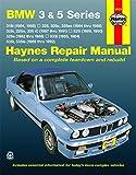 BMW 3/5 Series (82 - 92): 318i (84, 85), 325, 325e, 325es (84-88), 325i, 325is, 325iC (87-91), 525i (89, 90), 528e (82-88), 533i (83, 84), 535i, 535is (85-92) (Haynes Automotive Repair Manuals)